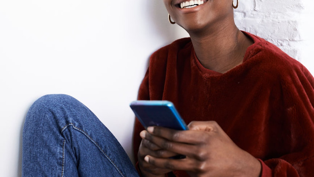 Texting Habits of People When They Are in Love